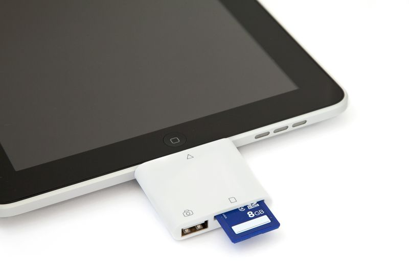 Ipad-cf-sd-reader