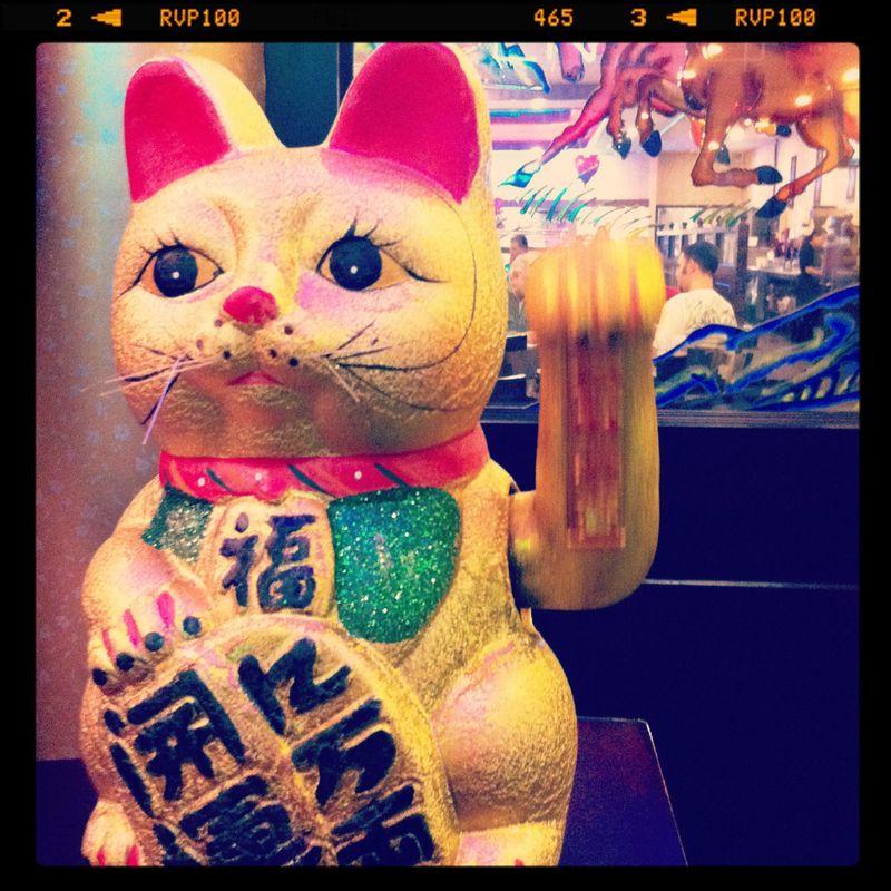 Wavingcat