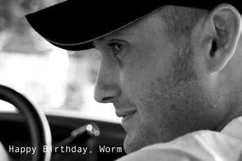 Happybdayworm